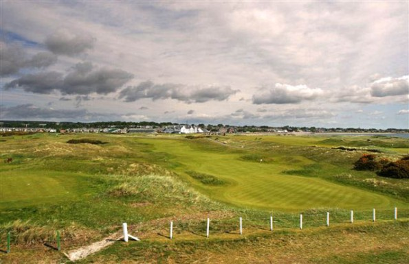 hole 2 carnoustie