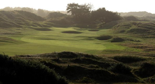 Royal Birkdale Golf Club-The Open 2008 venue