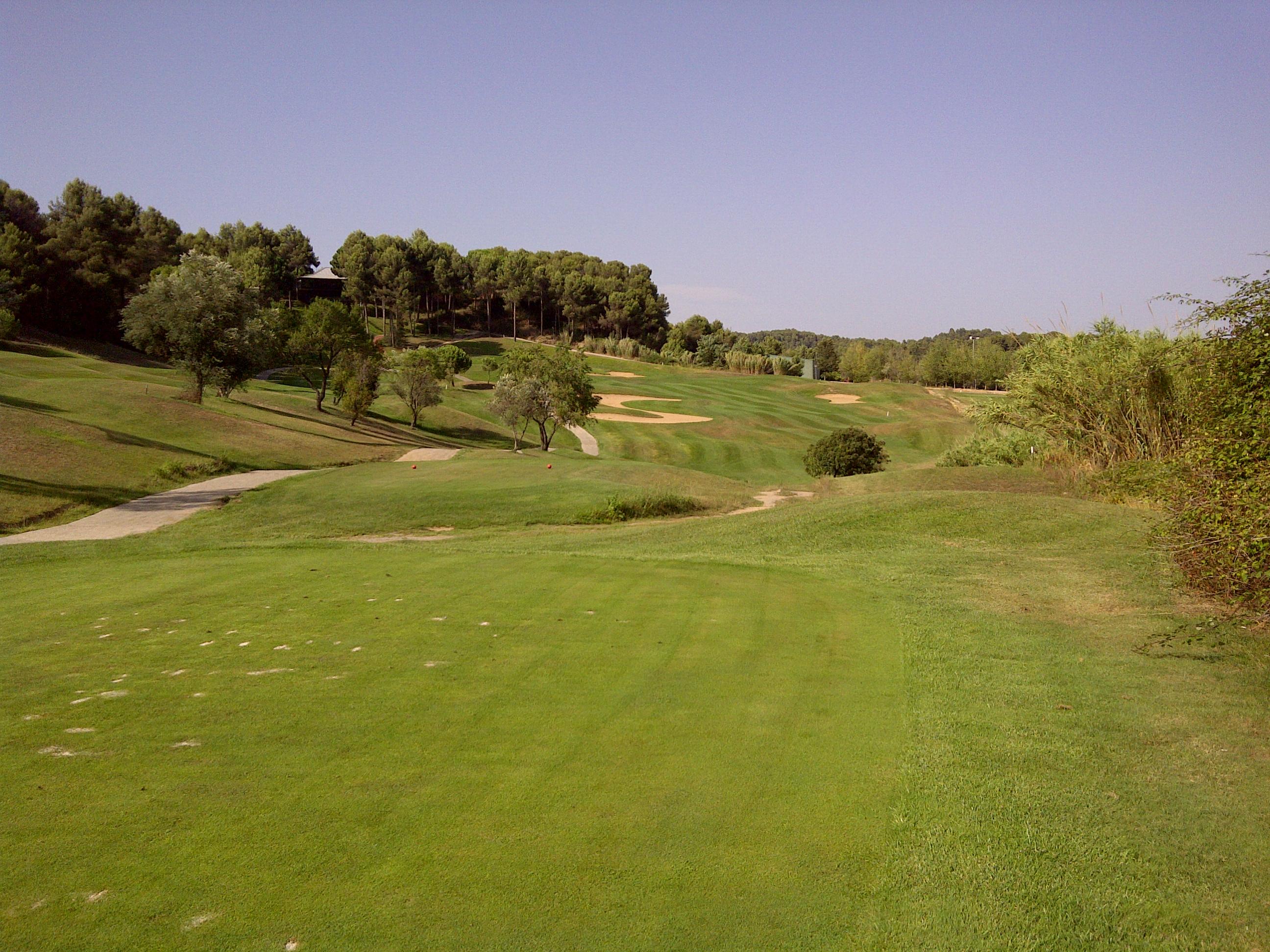 Golf sant joan sant cugat del vall s barcelona wantes - Cugat del valles ...