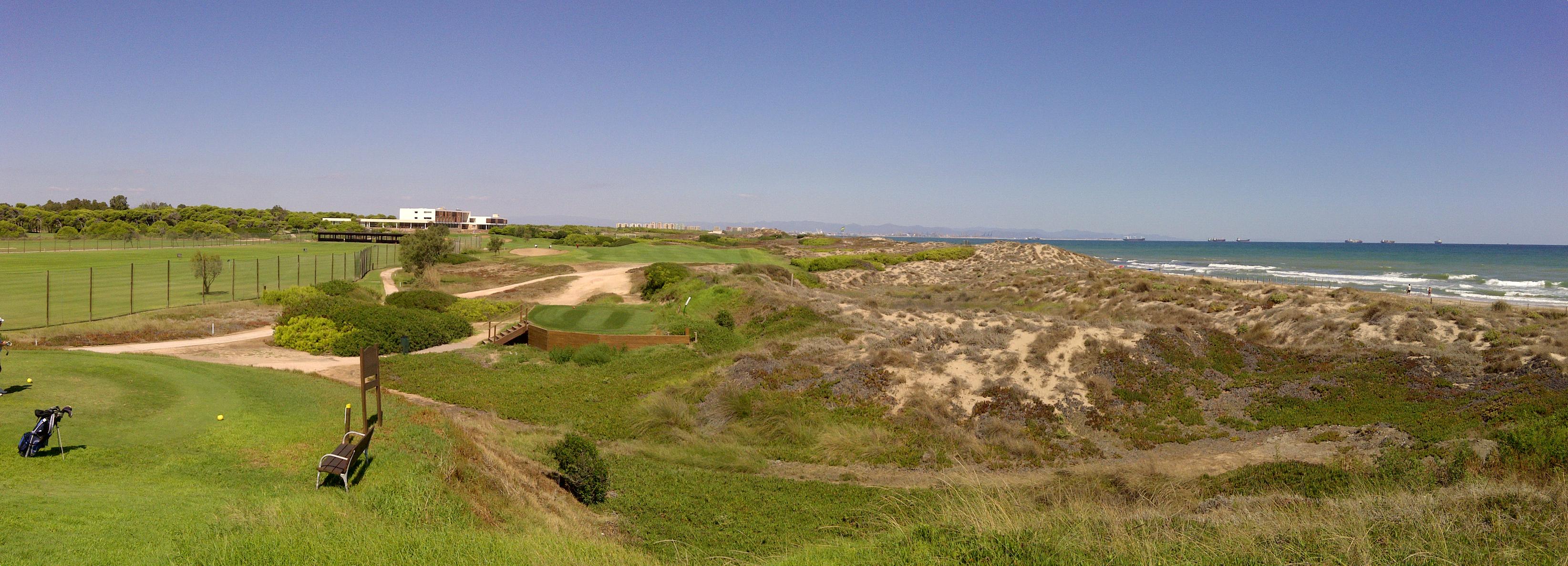 ley Descanso calor  Campo de Golf del Parador de El Saler (Valencia) | Wantes Golf