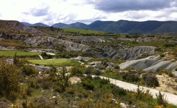 hotel las margas golf: