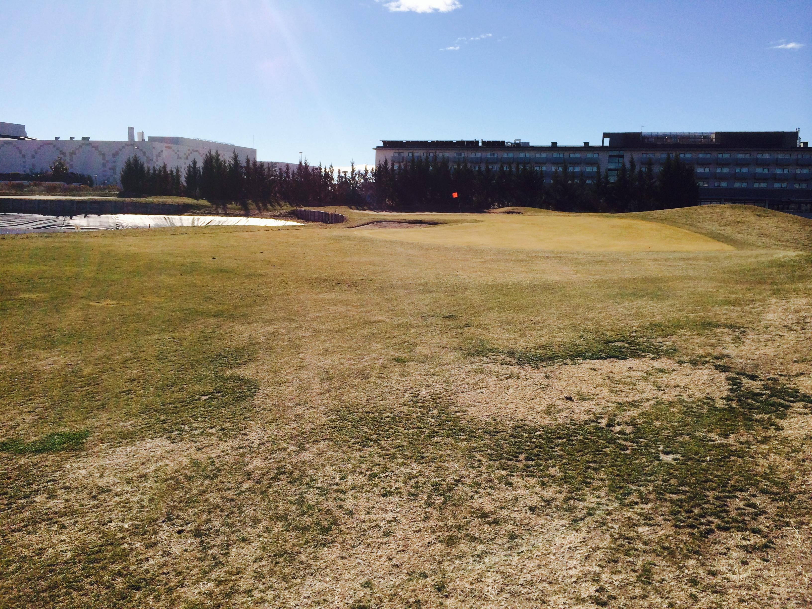 Golf jard n de aranjuez madrid wantes golf for Golf jardin de aranjuez