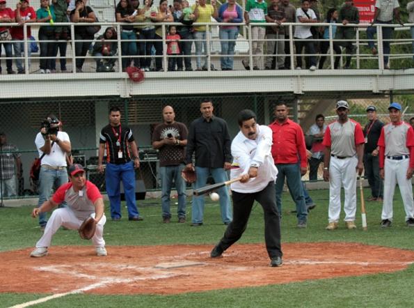 maduro beisbol