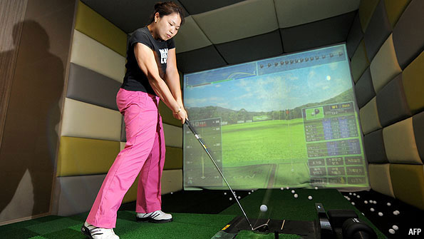 golf corea